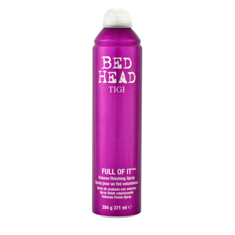 Tigi Bed Head Full of it Volume Finishing Spray 371ml - volumen-finish spray