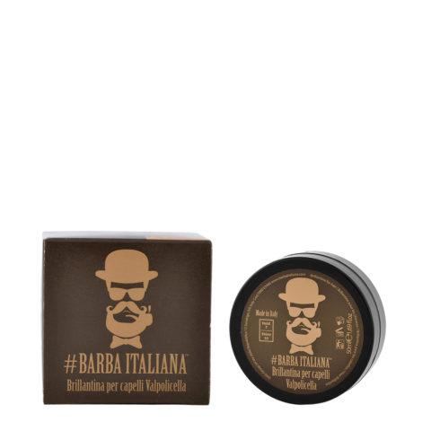 Barba Italiana Haar-Pomade Valpolicella 50ml - Haar-Brillantine