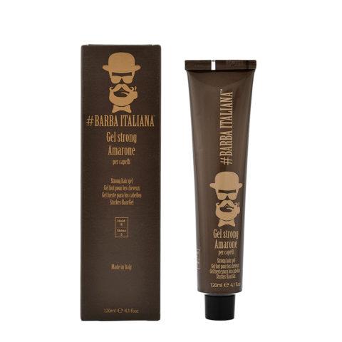 Barba Italiana Gel für starken Halt Amarone 120ml