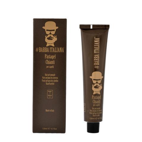 Barba Italiana PastaGel per capelli Chianti 120ml - Haargel-Pomade