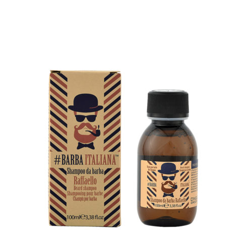 Barba Italiana Shampoo da barba Raffaello 100ml - Bartshampoo