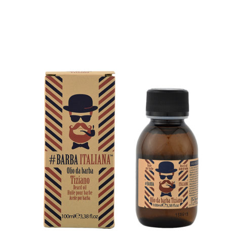 Barba Italiana Bartöl Tiziano 100ml