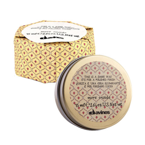 Davines More inside Shine wax 75ml