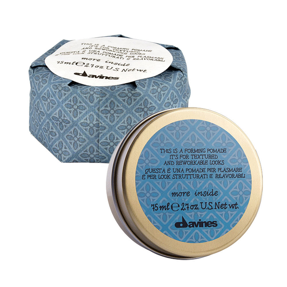 Davines More inside Forming pomade 75ml - Unsichtbare Pomade