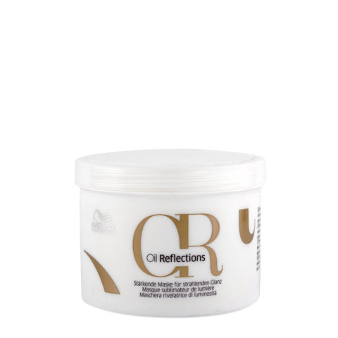 Wella Oil Reflections Mask 500ml - maske für strahlenden glanz