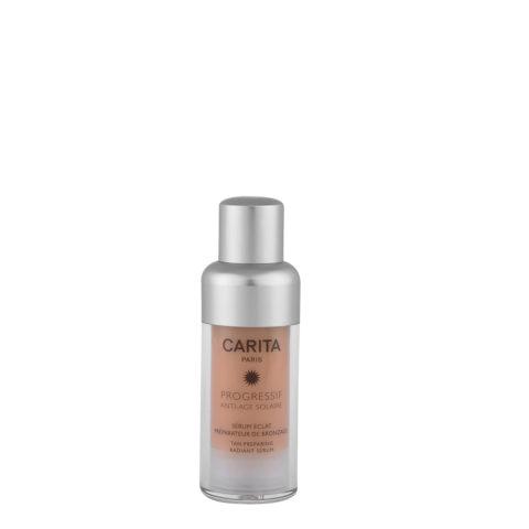 Carita Skincare Sérum Éclat Préparation Bronzage 30ml - Sonnen Vorbereitung