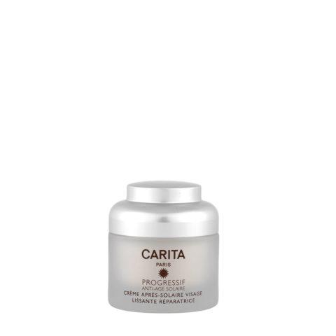 Carita Skincare Crème Après-Solaire Visage Lissante Réparatrice 50ml