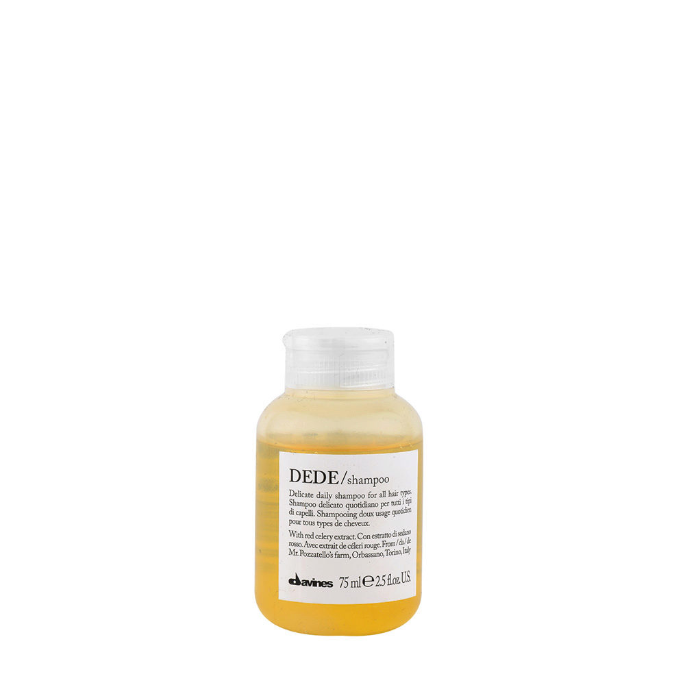 Davines Essential hair care Dede Shampoo 75ml - Mildes Shampoo