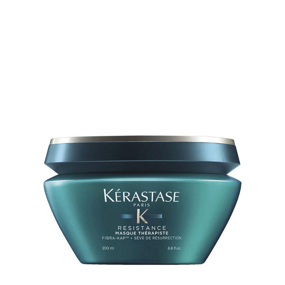 Kerastase Résistance Masque Therapiste 200ml - intensiv rekonstruierende Haarpflege-Maske für sehr geschädigtes haar