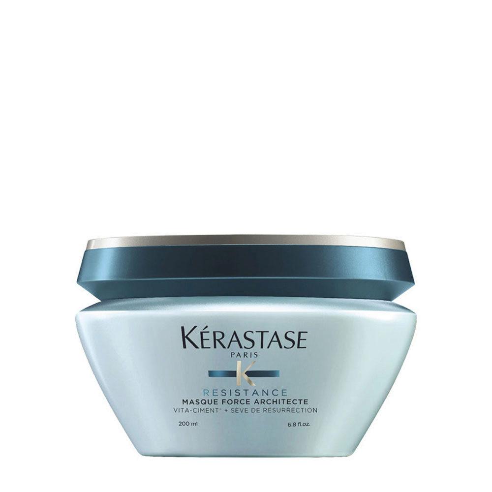 Kerastase Résistance Masque Force Architecte 200ml - Haarpflege-Maske für geschwächtes und geschädigtes Haar