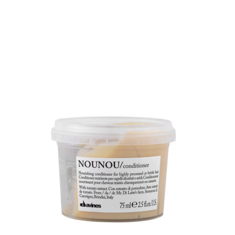 Davines Essential hair care Nounou Conditioner 75ml - nährende