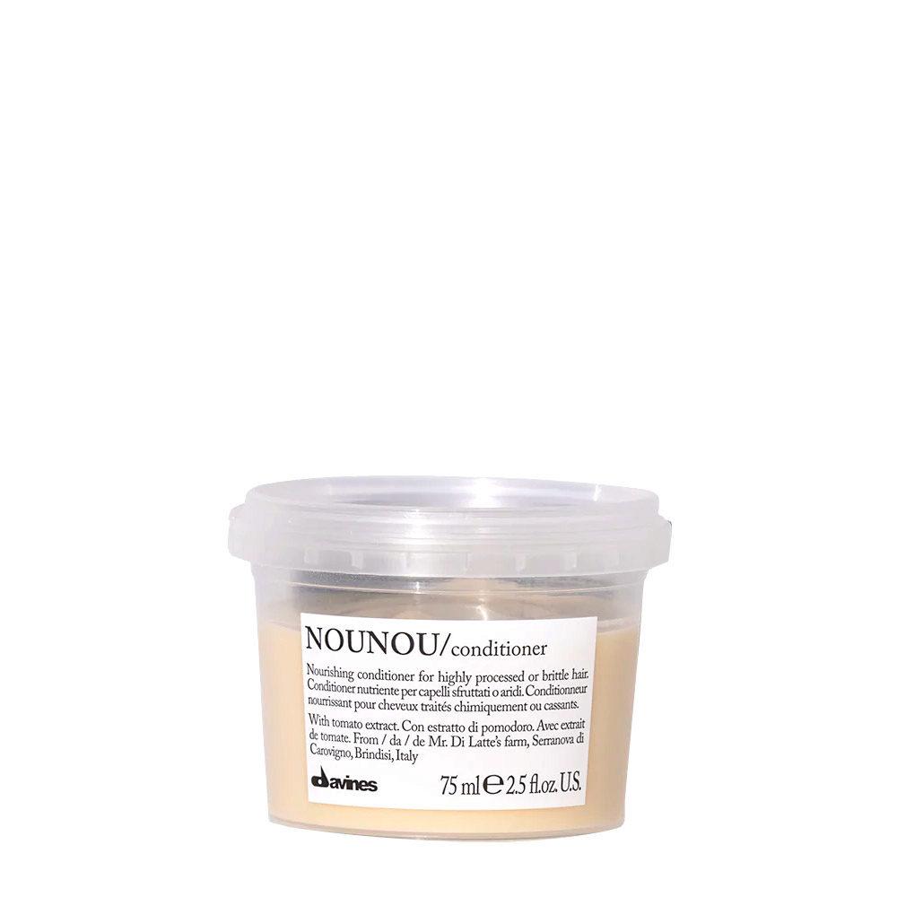 Davines Essential hair care Nounou Conditioner 75ml - nährende