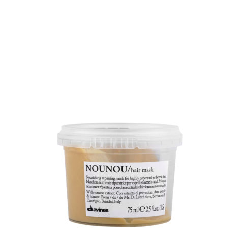 Davines Essential hair care Nounou hair mask 75ml - nährende Haarkur