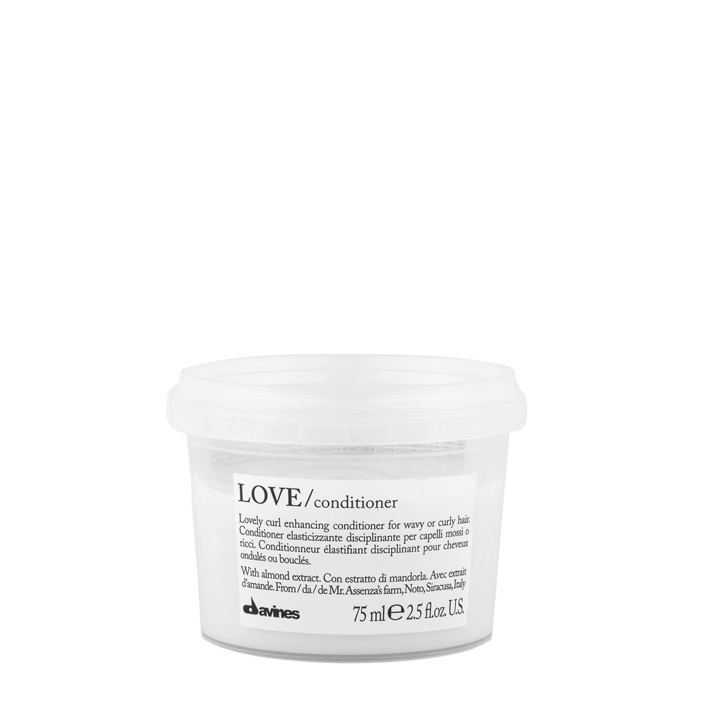 Davines Essential hair care Love curl Conditioner 75ml - Ausgleichender Conditioner