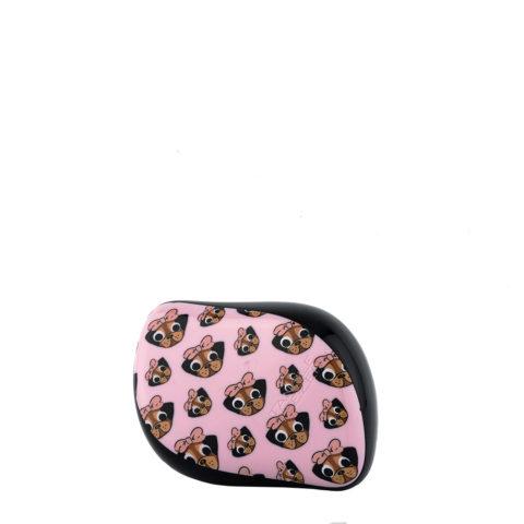 Tangle Teezer Compact Styler Pug Love - Entwirrungsbürste