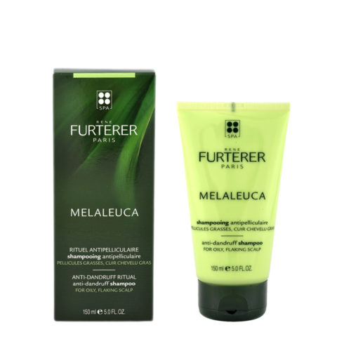 René Furterer Malaleuca Shampoo Antiforfora grassa 150ml