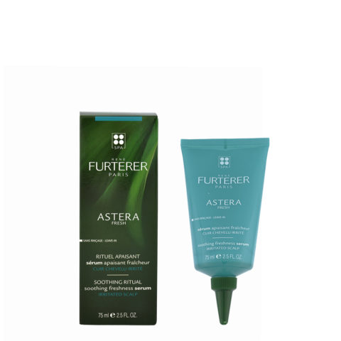 Renè Furterer Astera Fresh Soothing Freshness Serum 75ml - serum beruhigt irritierte