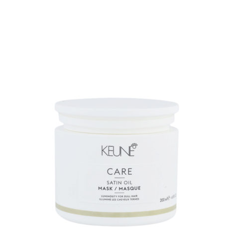 Keune Care Line Satin Oil Mask 200ml - Ölmaske