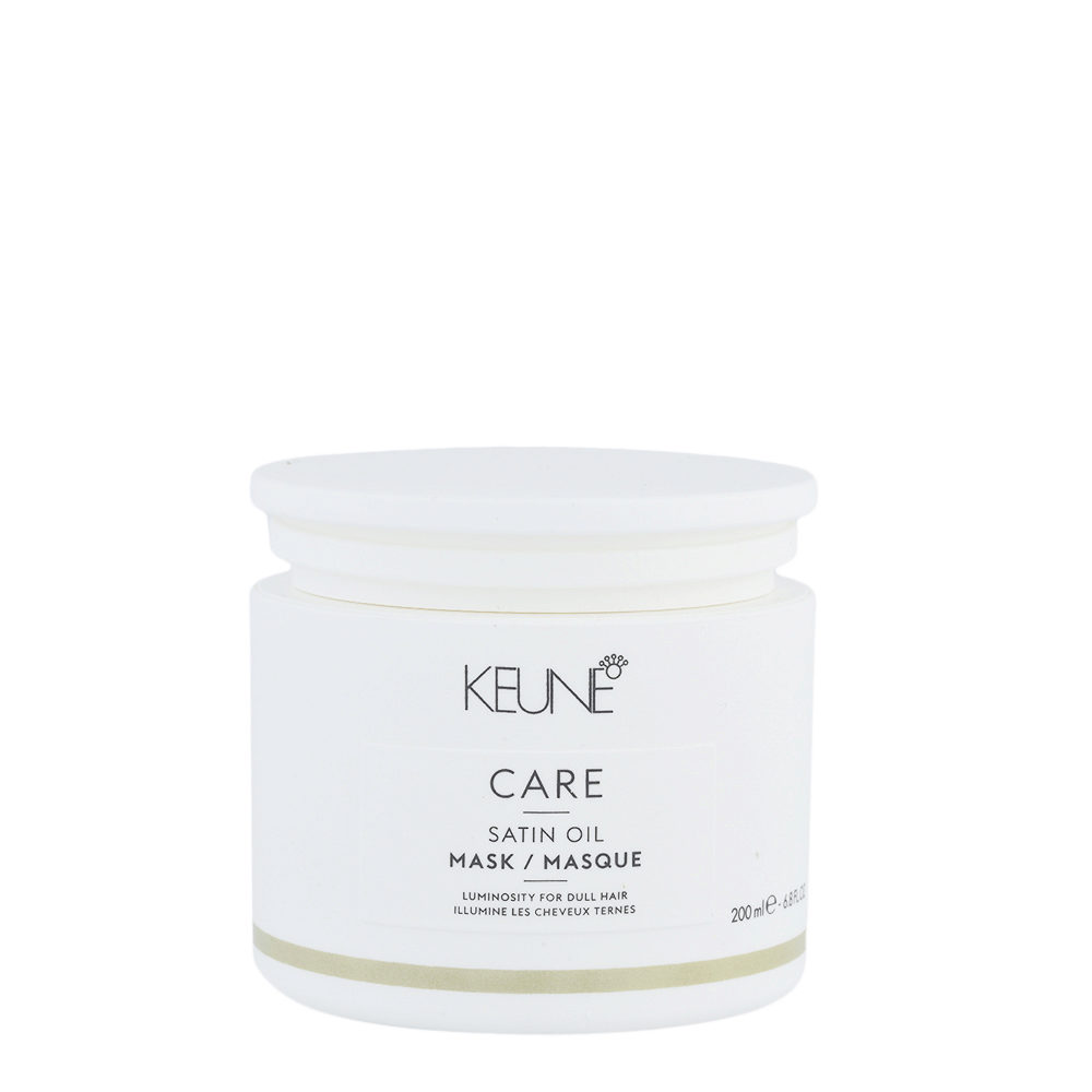 Keune Care Line Satin Oil Mask 200ml - Ölmaske