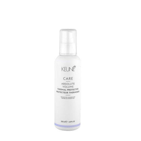 Keune Care Line Absolute Volume Thermal Protectant 200ml - Wärmeschutzspray