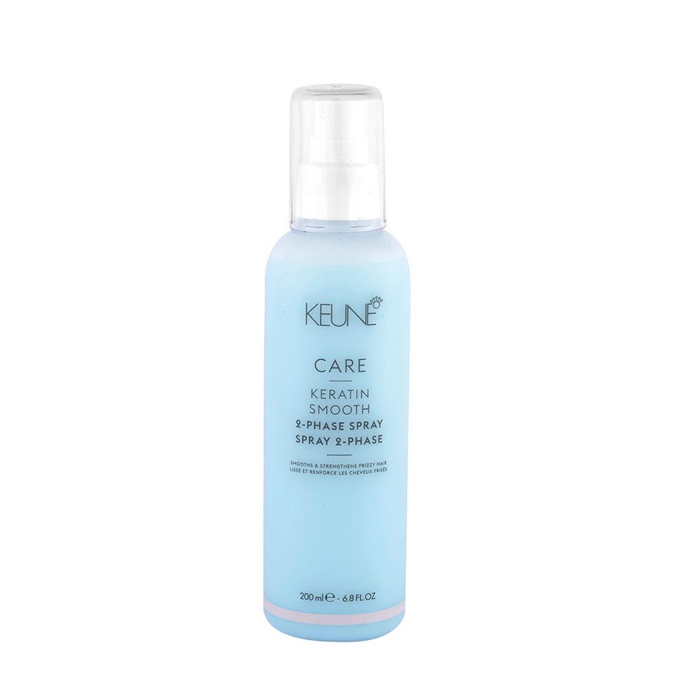 Keune Care Line Keratin smooth 2 Phase Spray 200ml