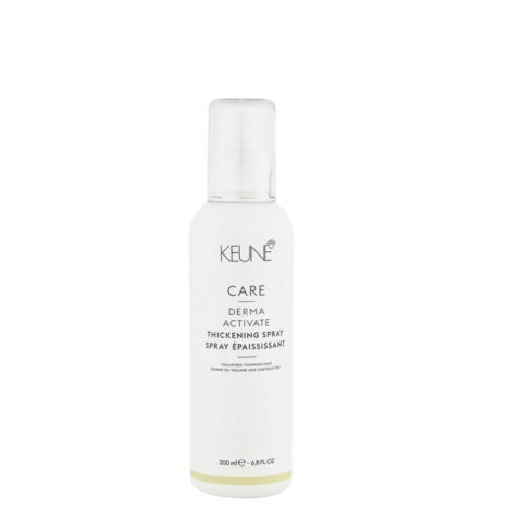 Keune Care Line Derma Activate Thickening Spray 200ml -  Verdickungsspray