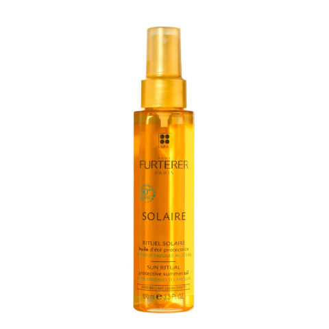 René Furterer Solaire Protective summer oil KPF90, 100ml