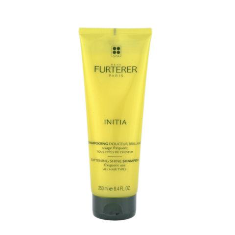 René Furterer Initia Softening Shine Shampoo 250ml - glanz-shampoo für die schönheit