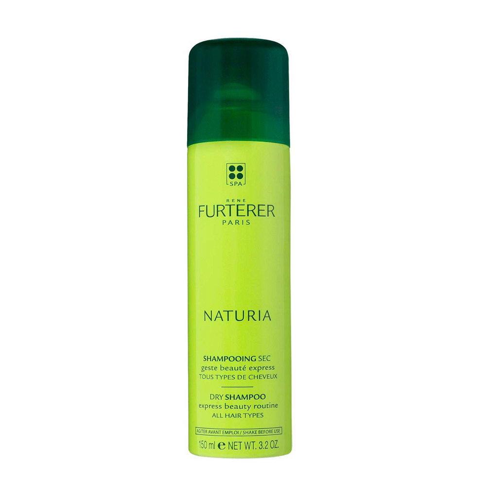René Furterer Naturia Dry Shampoo with absorbent clay 150ml - trockenshampoo mit absorbierender Tonerde