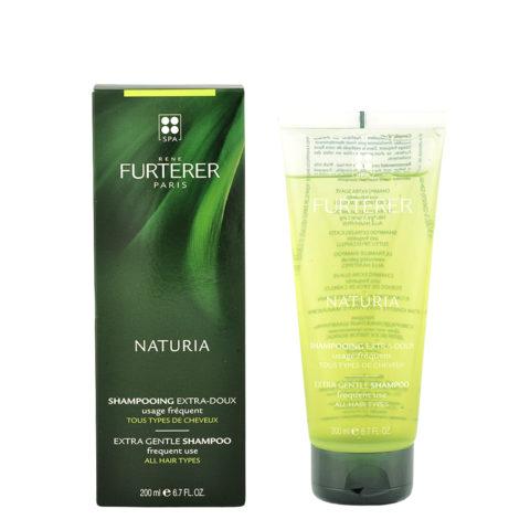 René Furterer Naturia Extra-gentle balancing shampoo 200ml - extra-mildes shampoo