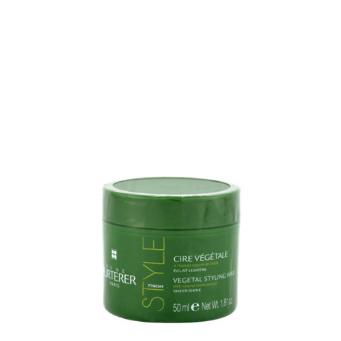 René Furterer Styling Vegetal styling wax sheer shine 50ml