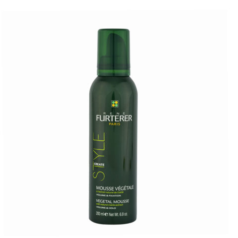 René Furterer Styling Vegetal mousse volume and hold 200ml - volumen und fixiert