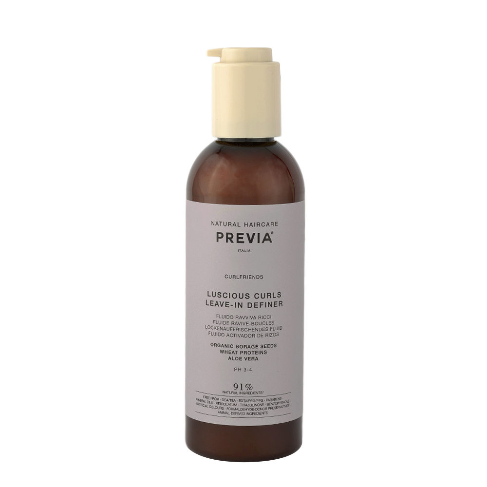 Previa Luscious Curls Leave in Definer 200ml