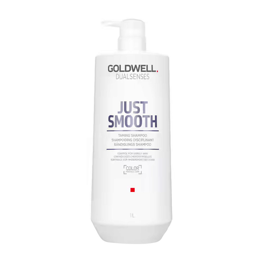 Goldwell Dualsenses Just Smooth  Bändigungs Shampoo 1000ml