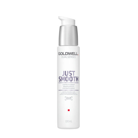 Goldwell Dualsenses Just Smooth 6 Effects Serum 100ml - Intensiv Bändigungs Serum