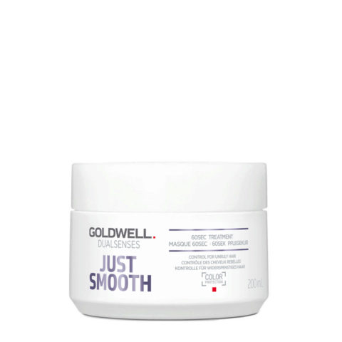 Goldwell Dualsenses Just Smooth 60 sek Pflegekur 200ml