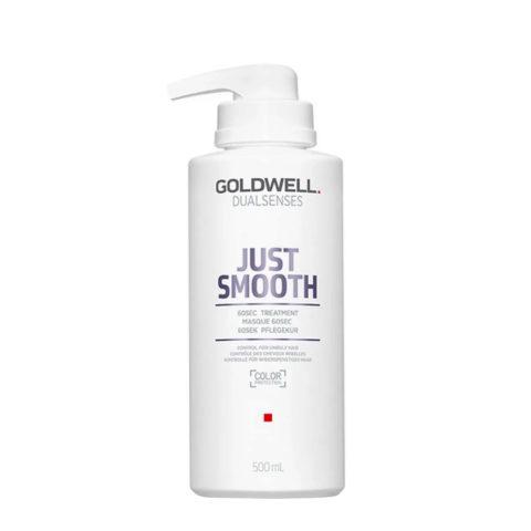 Goldwell Dualsenses Just Smooth 60 sek Pflegekur 500ml