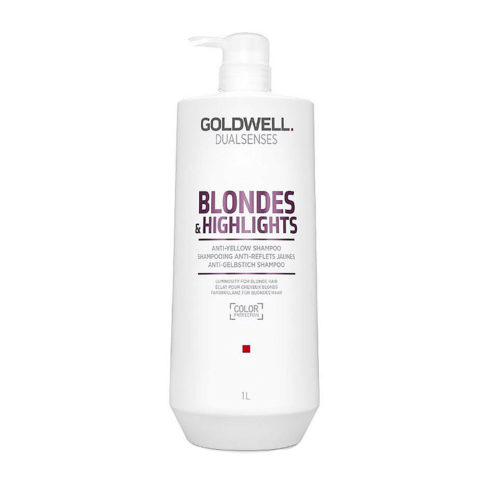 Goldwell Dualsenses blond & highlights Anti-Yellow Conditioner 1000ml - Anti-Gelbstich
