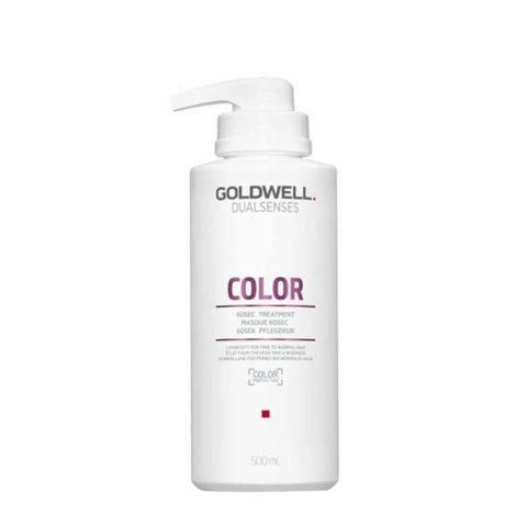 Goldwell Dualsenses Color Brilliance 60sec Treatment 500ml - 60 sekunden Brillanz Behandlung gefärbtes Haar