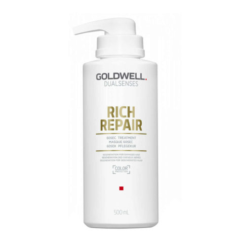 Goldwell Dualsenses rich repair 60sec treatment 500ml