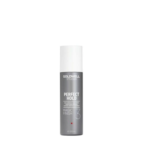 Goldwell Stylesign Gloss Perfect Hold Magic Finish 3 No Gas 200ml - Brillanz Haarspray