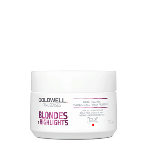 Goldwell Dualsenses blond & highlights 60sec treatment 200ml