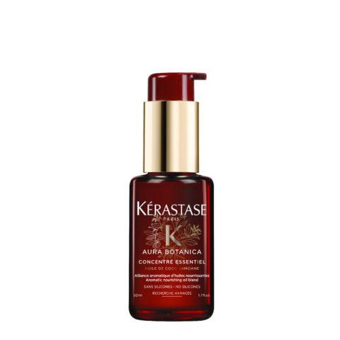 Kerastase Aura Botanica Concentré Essentiel 50ml - pflegende Ölessenz für stumpfes, devitalisiertes Haar
