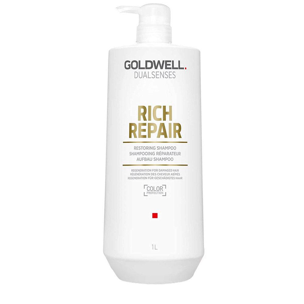 Goldwell Dualsenses rich repair Restoring shampoo 1000ml