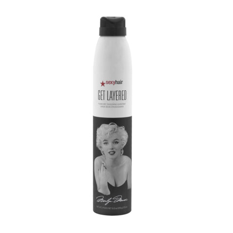 Big Sexy hair Get Layered Limited Ed Marilyn Monroe 275ml - Haarspray mittlerer Halt