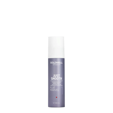 Goldwell Stylesign Just Smooth Flat marvel 100ml - Glättender Balsam