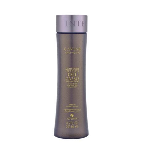Alterna Caviar Moisture Intense Oil Creme Shampoo 250ml - für trockenes und dickes Haar