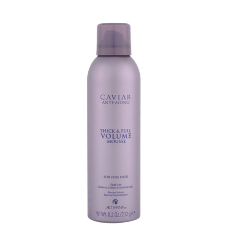 Alterna Caviar Volume Thick&Full Mousse 232gr