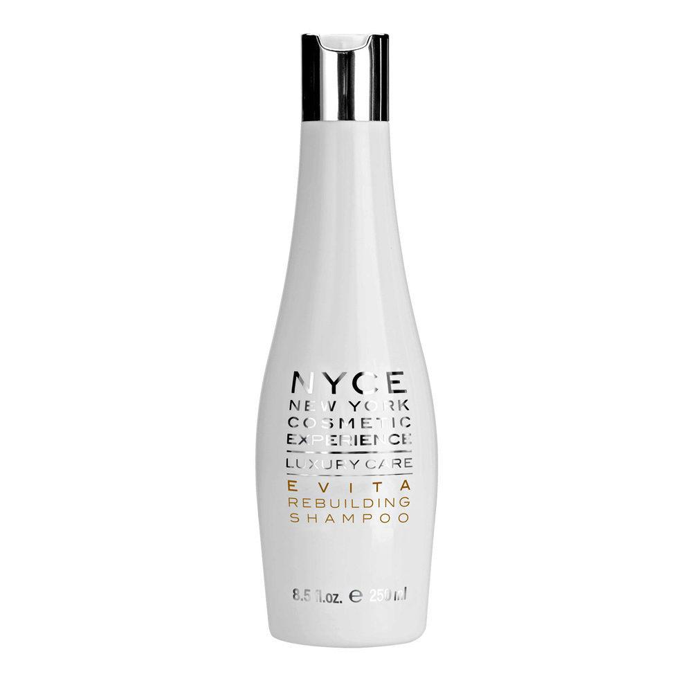 Nyce Luxury Care Evita Rebuilding Shampoo 250ml - Regenerierendes Shampoo