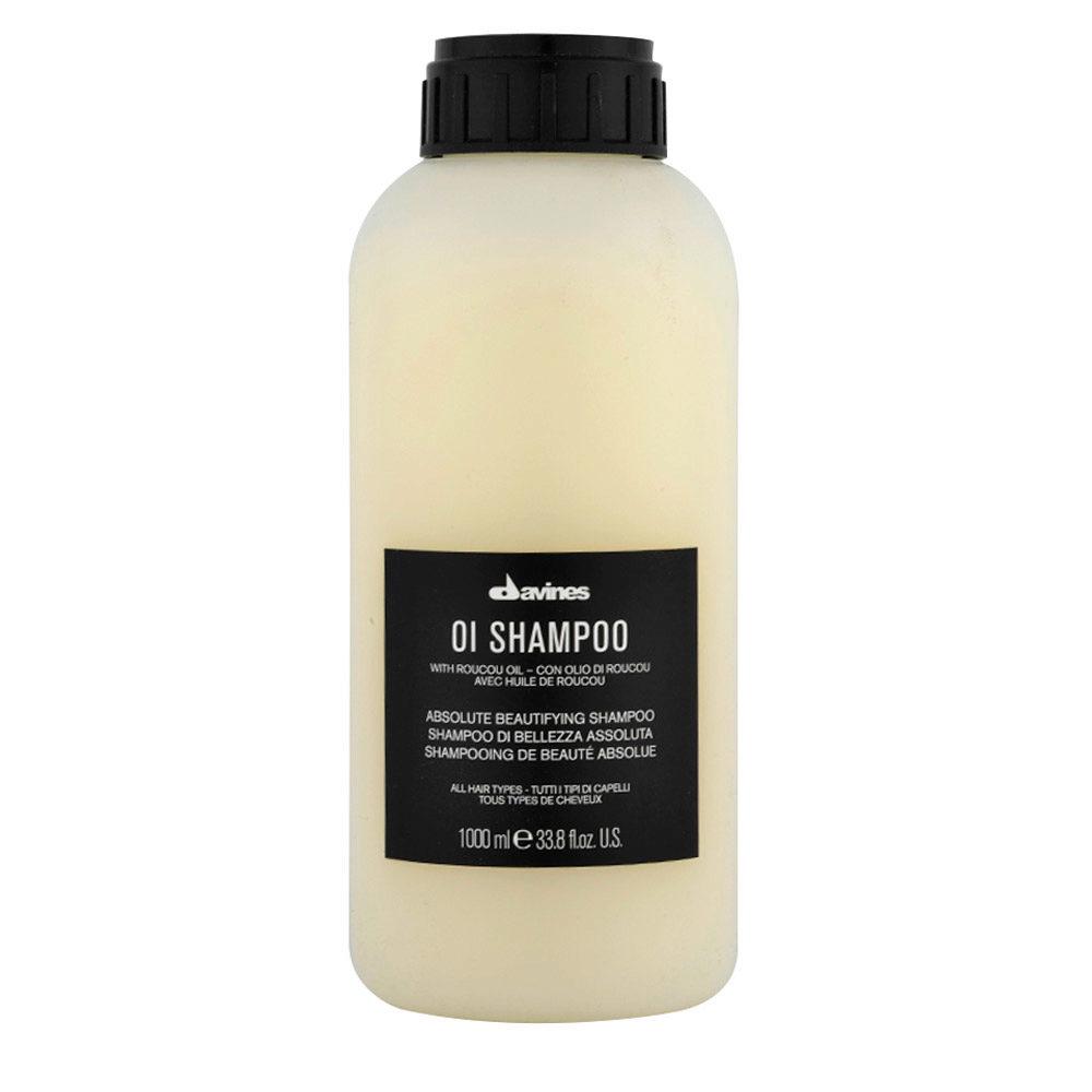 Davines OI Shampoo 1000ml - shampoo mit Mehrfachnutzen